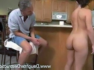 Ass Daddy Daughter Kitchen Old and Young Daughter Ass Daughter Daddy Daughter Daddy Old And Young