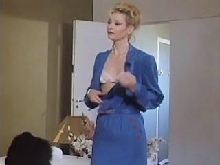 Blonde European French  Small Tits Stripper French Milf European French