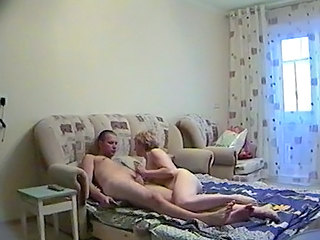 Handjob Homemade Mom Old and Young Old And Young Spy Mom Spy