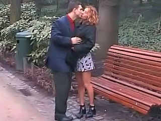 Kissing Outdoor Vintage Outdoor Outdoor Anal