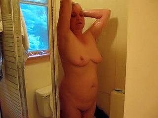 Bathroom Granny Wife Bathroom