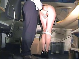 Ass Office Panty Toy Office Pussy Toy Ass