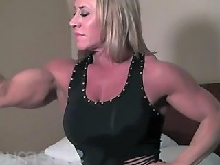 Mature Muscled Riding Mature