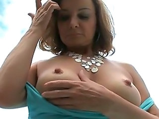 Mature Nipples Housewife