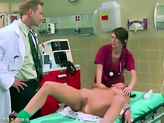 Doctor  Threesome Uniform Milf Threesome Threesome Milf