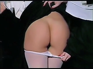 Ass Nun Pantyhose Uniform Pantyhose Crazy