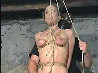 Bdsm Bondage Slave Tied Riding Tits Bdsm
