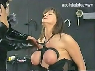 Bondage Fetish Slave Whip Big Tits Mask