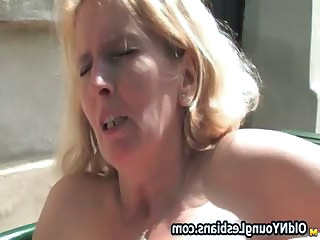 Blonde Mature Outdoor Blonde Mature Outdoor Outdoor Mature