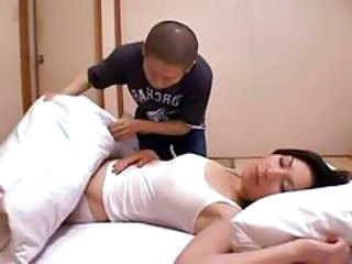 Asian Japanese  Mom Old and Young Sleeping Old And Young Japanese Milf Milf Asian Sleeping Mom