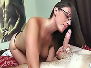Amazing Blowjob Glasses Student Teen Teen Ass Blowjob Teen Glasses Teen Teen Blowjob