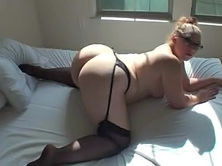 Chubby Glasses Stockings Chubby Ass Stockings