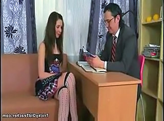 Old and Young Teacher Stockings Schoolgirl School Teen School Teacher Teacher Teen Teen School