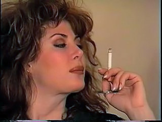 Smoking Vintage Milf Ass