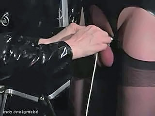 Bdsm Femdom Latex Stockings Dress Stockings Bdsm