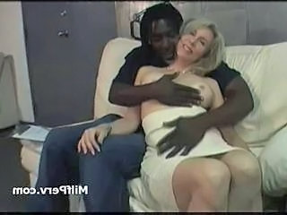 Interracial  Boobs Interracial Big Cock Big Cock Milf