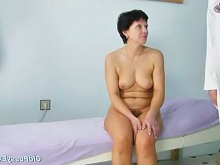 Doctor Mature  Gyno Granny Sex