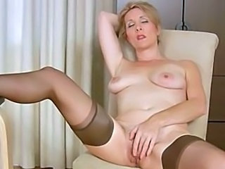 Masturbating Mature  Solo Stockings Stockings Masturbating Mature Mature Stockings Mature Masturbating