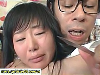 Asian Forced  Slave Young Rough Milf Asian Forced