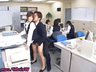 Asian Cute Office Secretary Cute Asian