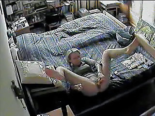 HiddenCam Masturbating Voyeur Wife Spy Masturbating Spy