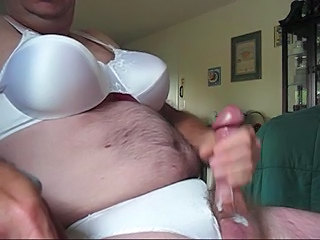 Gay Dress Cumshot Compilation