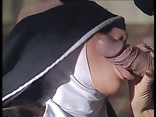 Blowjob Nun Uniform Vintage Celebrity