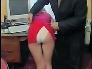 Ass Office Panty Secretary