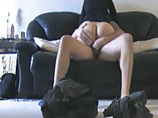 Cute HiddenCam Riding Sister Boyfriend