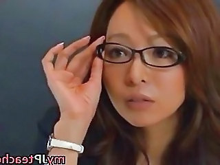Amazing Asian Glasses Japanese  Teacher Japanese Milf Japanese Teacher Milf Asian Milf Ass Teacher Japanese Teacher Asian
