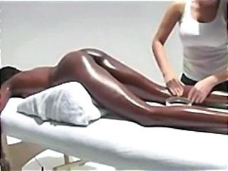 Ebony Massage Oiled Ebony Ass Massage Oiled Oiled Ass