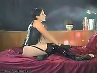 Bdsm Fetish Smoking Stockings Domination Corset Stockings Bdsm Leather