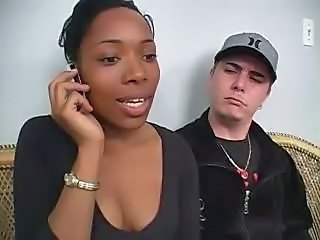 Ebony Interracial Wife Cheating Wife