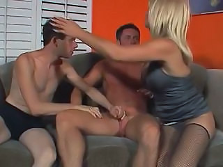 Bisexual MMF Threesome Bisexual