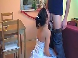 Blowjob Bride Wedding Bride Sex