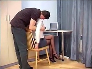 Office Secretary Stockings Pantyhose Stockings