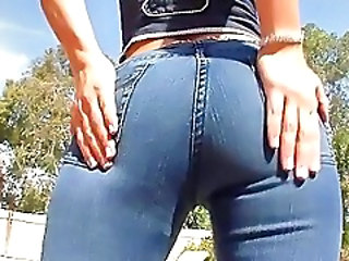 Ass Jeans Tight Jeans Jeans Ass