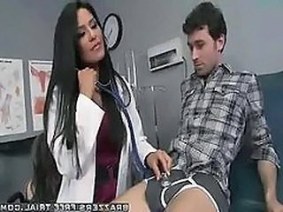 Doctor Latina  Uniform Latina Milf