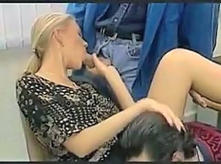 Blowjob Double Penetration European French Threesome Vintage French Milf Milf Office Office Milf European French