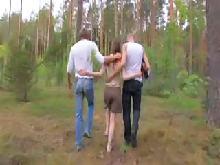 Amateur European Outdoor Threesome Forest Outdoor Outdoor Amateur European Threesome Amateur Amateur