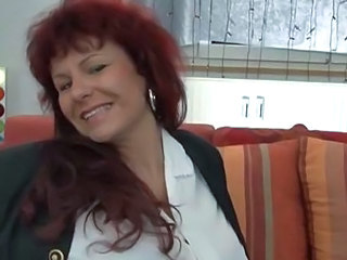 European German Mature Redhead German Mature European German