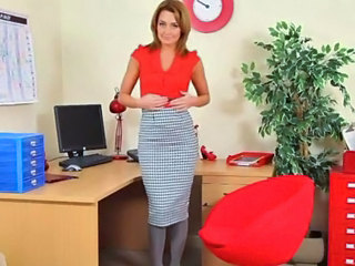 Office Skirt Milf Office Office Milf