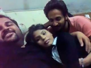 Indian Threesome Webcam