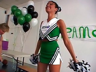 Cheerleader Teen Uniform Cheerleader