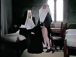 Nun Uniform Vintage Dirty