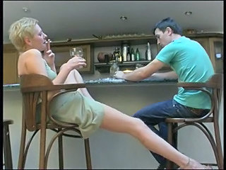 Drunk Legs  Mom Old and Young Russian Smoking Blowjob Milf Milf Blowjob