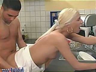 Doggystyle Hardcore Kitchen Kitchen Sex