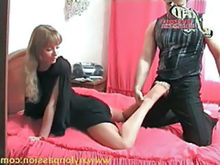 Feet Fetish Legs TOE Footjob Foot Nylon