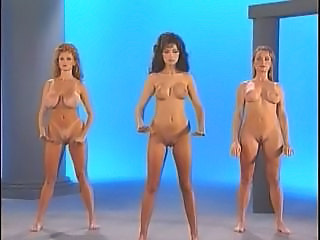 Dancing Erotic  Nudist Big Tits