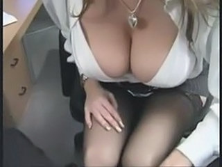 Big Tits Natural Office Secretary Stockings Big Tits Tits Office Big Tits Stockings Chunky Stockings